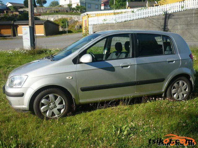 Hyundai Getz 2012 - 2