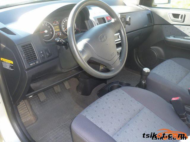 Hyundai Getz 2012 - 3