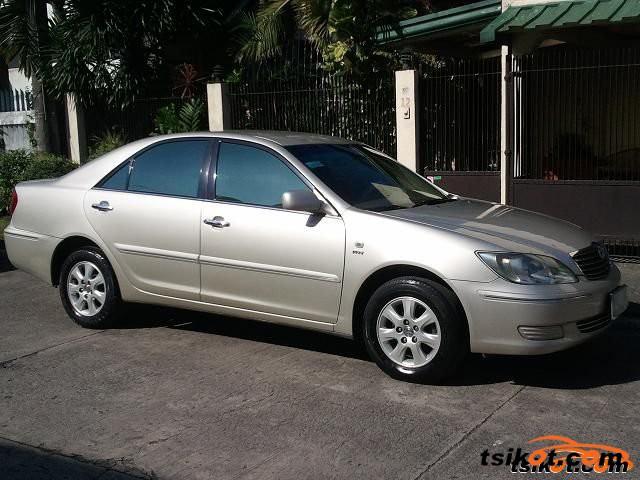 Toyota Camry 2004 - 2