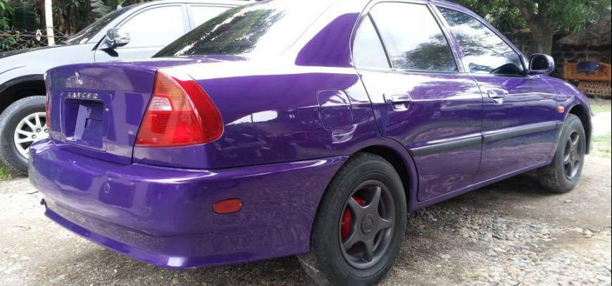 Mitsubishi Lancer 2002 - 10