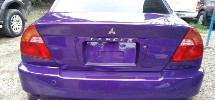 Mitsubishi Lancer 2002 - 11
