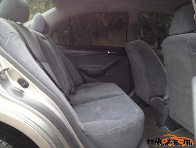 Honda Civic 2004 - 6