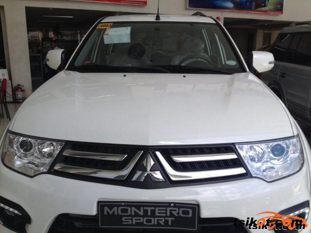 Mitsubishi Montero 2015 - 6