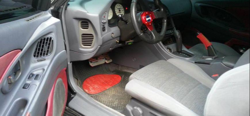 Mitsubishi Eclipse 1998 - 5