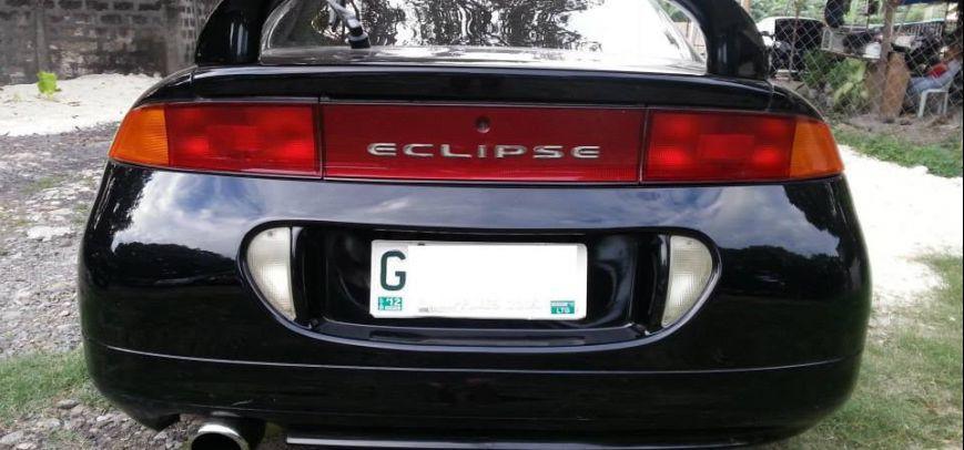 Mitsubishi Eclipse 1998 - 10