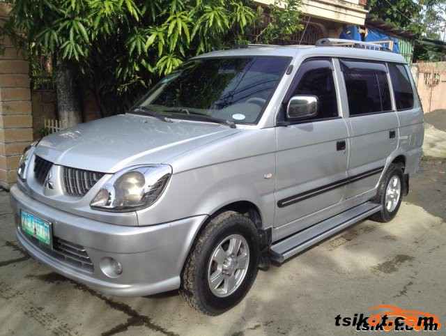 Mitsubishi Adventure 2006 - 1