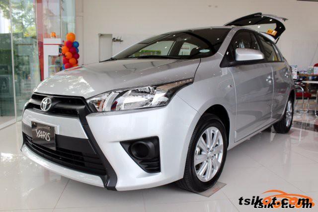 Toyota Yaris 2016 - 2