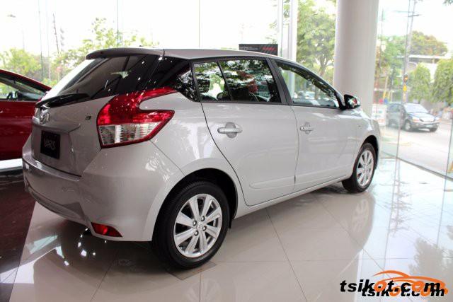 Toyota Yaris 2016 - 3