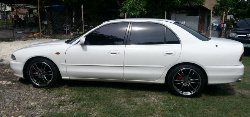 Mitsubishi Galant 1996 - 10