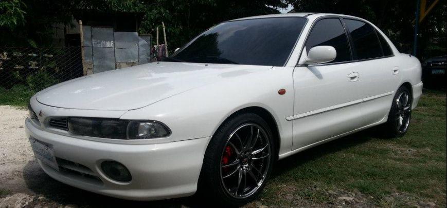 Mitsubishi Galant 1996 - 8