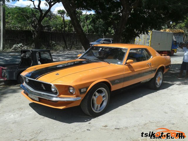 Ford Mustang 1969 - 1