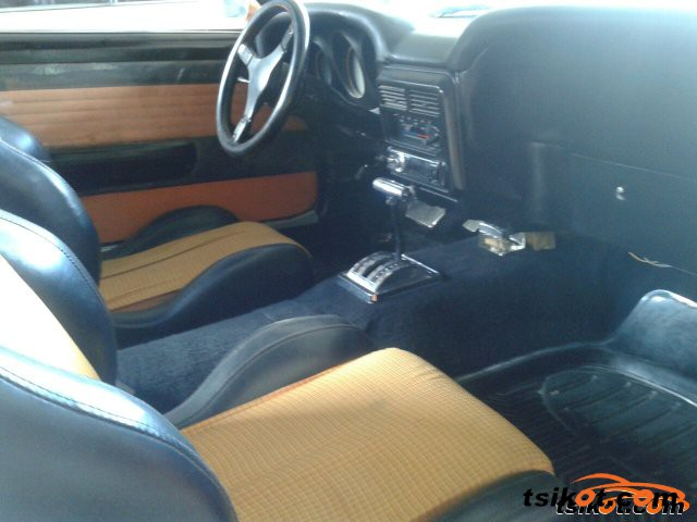 Ford Mustang 1969 - 4