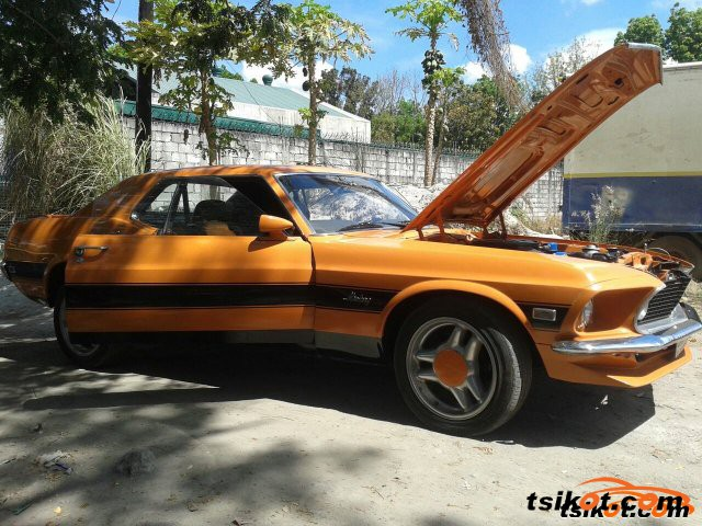 Ford Mustang 1969 - 5