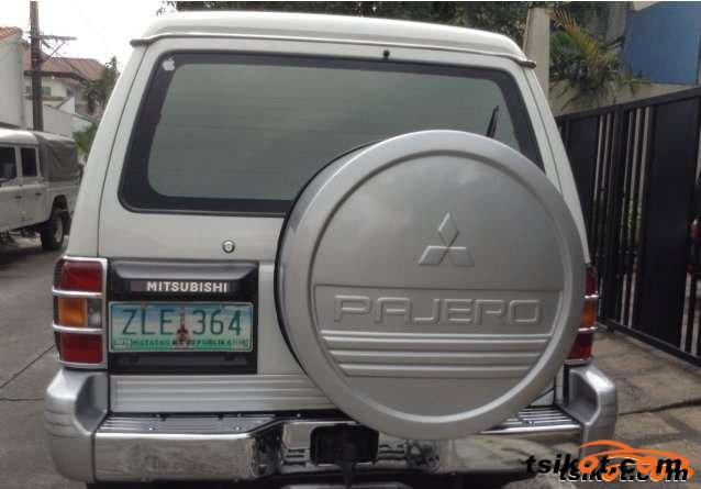 Mitsubishi Pajero 2007 - 2