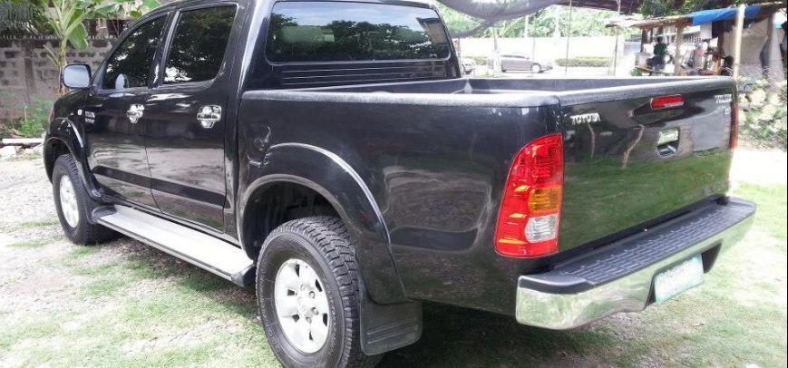 Toyota Hilux 2007 - 10