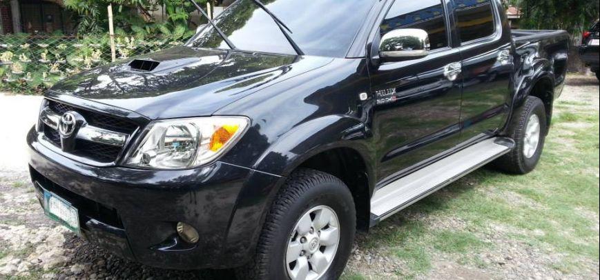 Toyota Hilux 2007 - 2