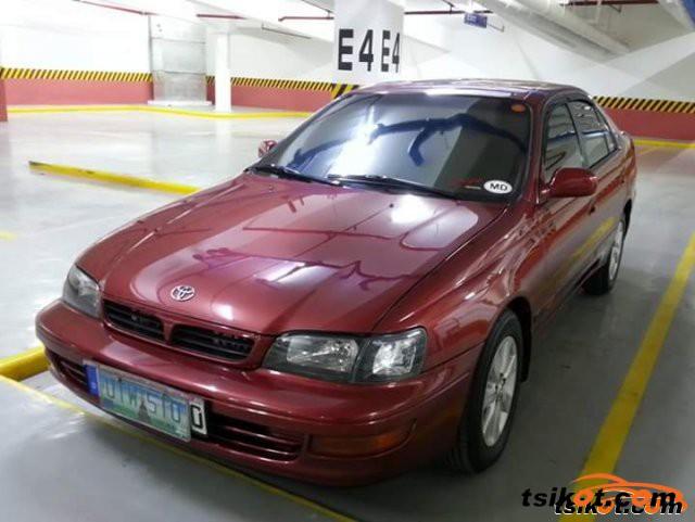 Toyota Corolla 1997 - 1