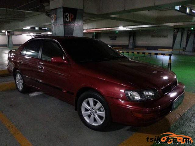 Toyota Corolla 1997 - 5