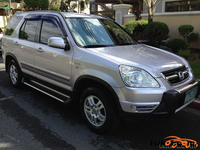 honda cr v 2004 car for sale western visayas. Black Bedroom Furniture Sets. Home Design Ideas