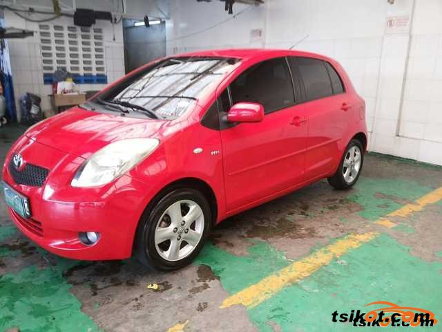 Toyota Yaris 2008 - 1