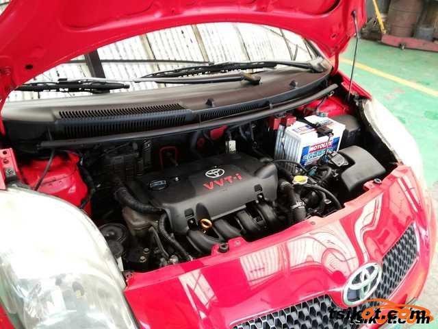 Toyota Yaris 2008 - 4