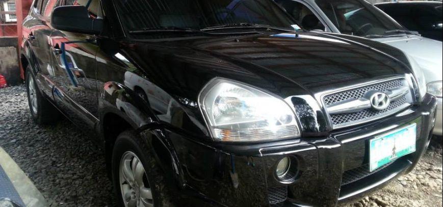 Hyundai Tucson 2006 - 7