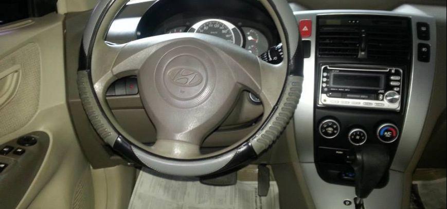 Hyundai Tucson 2006 - 9