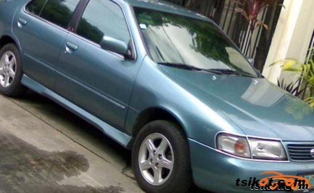 Nissan Sentra 1997 - 1