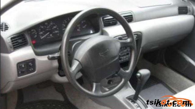Nissan Sentra 1997 - 3