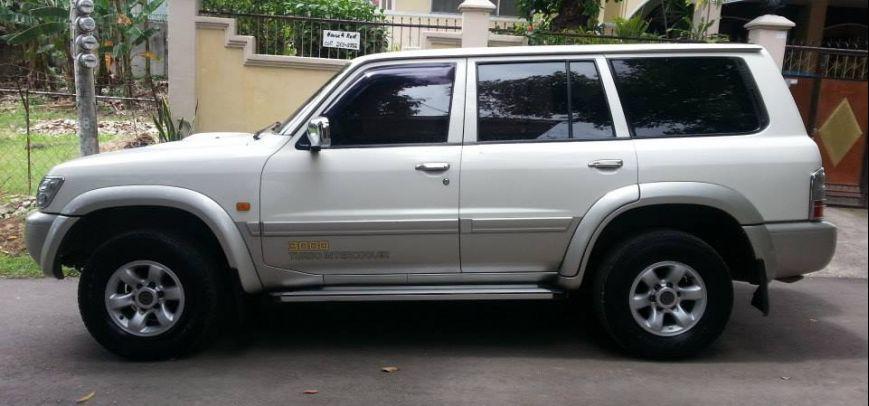 Nissan Patrol 2005 - 11