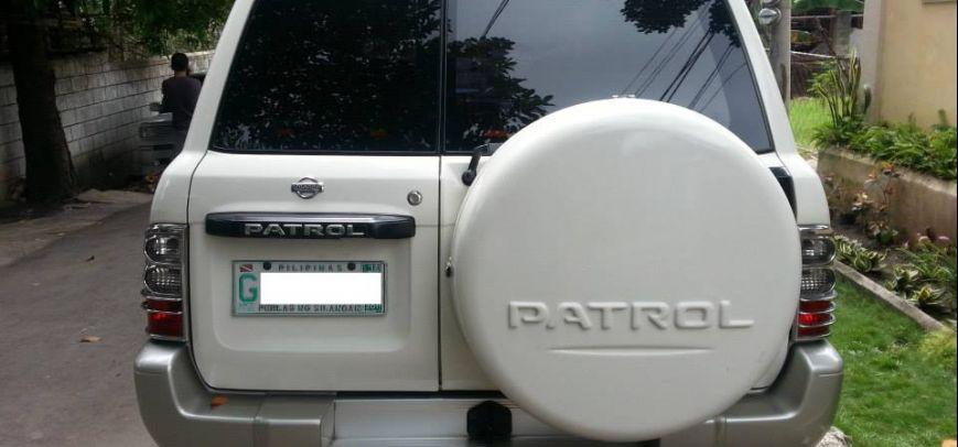 Nissan Patrol 2005 - 4