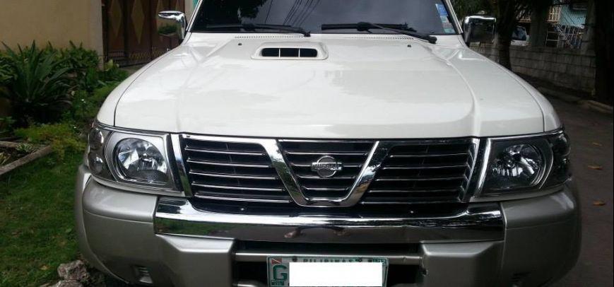 Nissan Patrol 2005 - 7