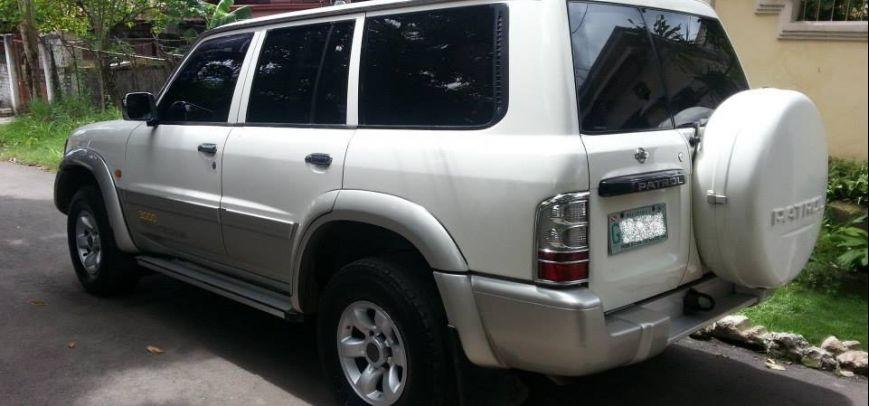 Nissan Patrol 2005 - 9