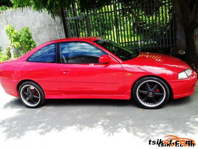 Mitsubishi Lancer 1997 - 2