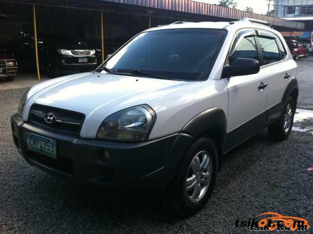 Hyundai Tucson 2008 - 1