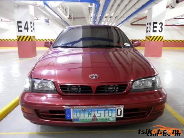 Toyota Corolla 1997 - 4