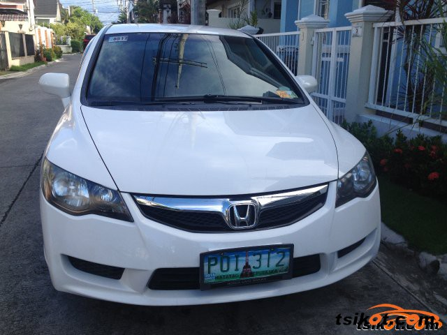 Honda Civic 2010 - 1