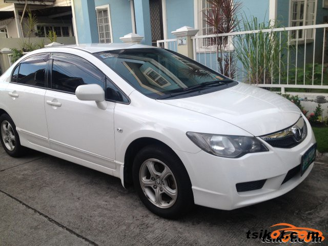Honda Civic 2010 - 6