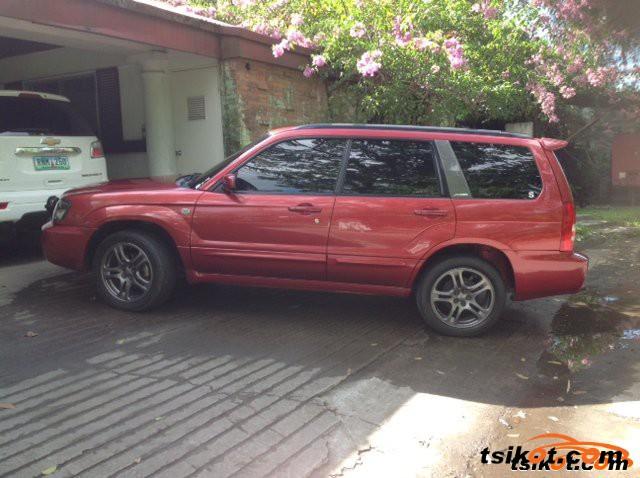 Subaru Forester 2004 - 2