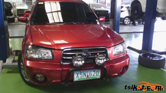 Subaru Forester 2004 - 5