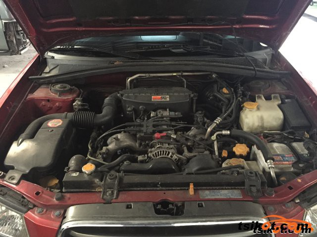 Subaru Forester 2004 - 6