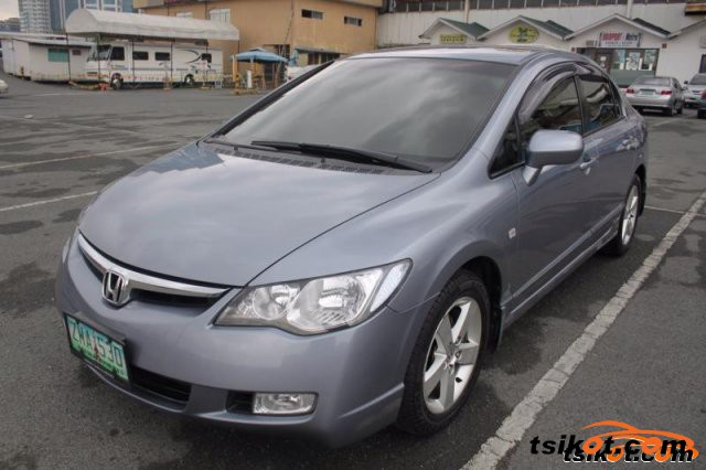 Honda Civic 2008 - 3