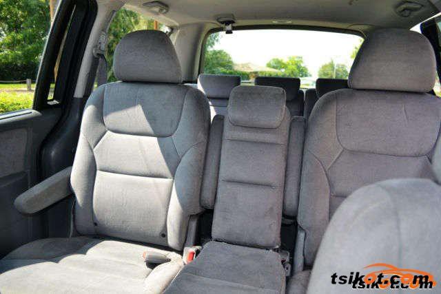 Honda Odyssey 2007 - 2