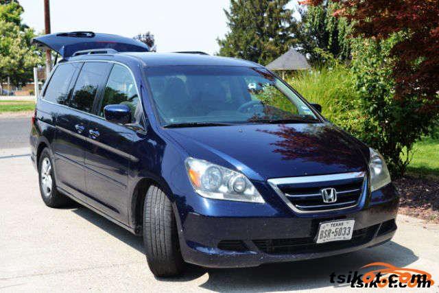Honda Odyssey 2007 - 3