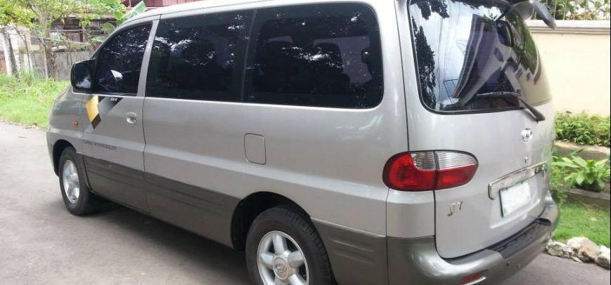 Hyundai Starex 2004 - 10