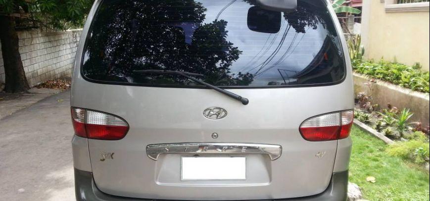 Hyundai Starex 2004 - 11
