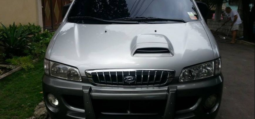 Hyundai Starex 2004 - 7