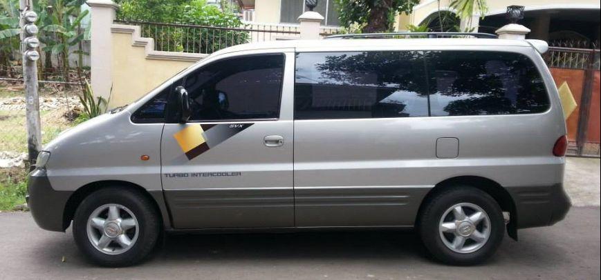 Hyundai Starex 2004 - 9