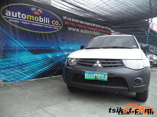 Mitsubishi L 200 2012 - 1