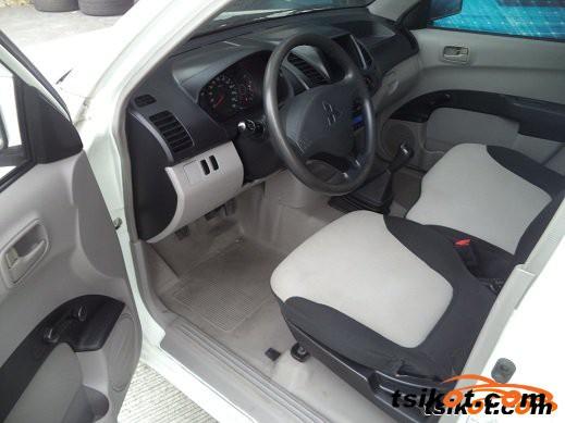 Mitsubishi L 200 2012 - 2